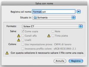 Formato ScitexCT per Photoshop