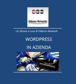 Ebook WordPress in azienda