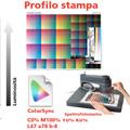 calibrazione stampa