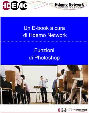 Ebook gratuito: alcune funzioni di Photoshop